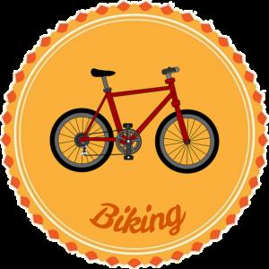 odznaka rower